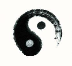 Chinesische Medizin - Yin Yang