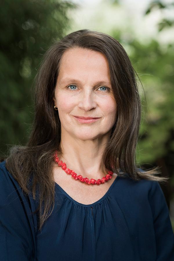 Portrait Anke Kruse, Heilpraktikerin und Chinesische Medizin in München